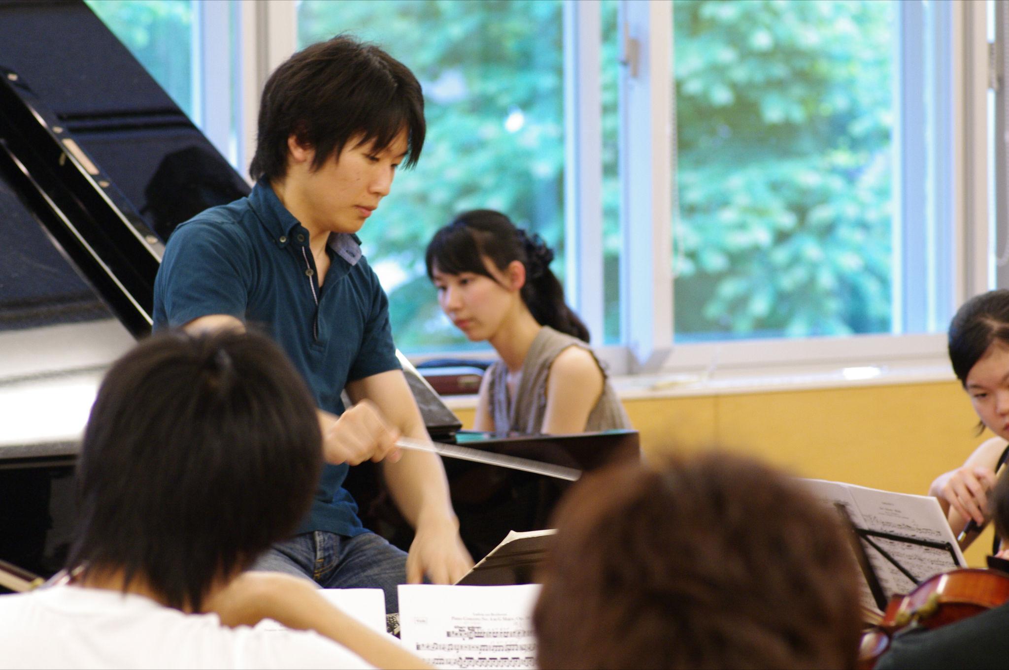 Beethoven -  Piano Concerto No.4 (Dominant Chamber Orchestra)