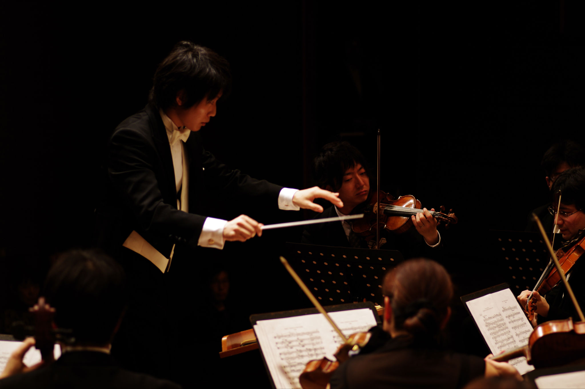 Brahms - Haydn Variations (SEN Chamber Orchstra))