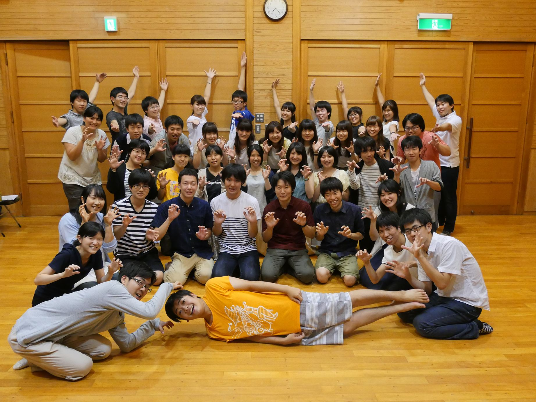 福井大学フィルさんと