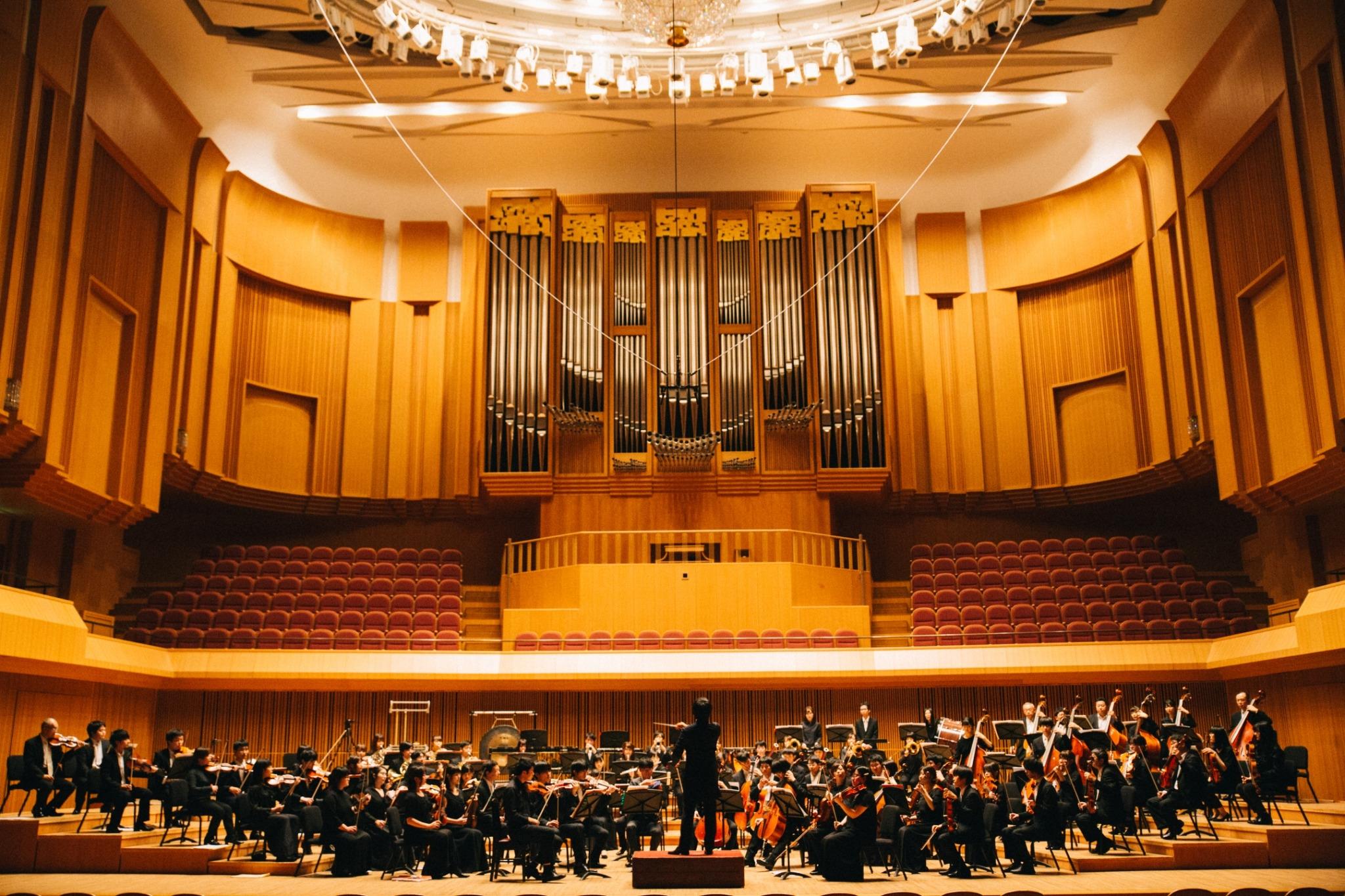 福井大学フィル2018年度の定期演奏会より